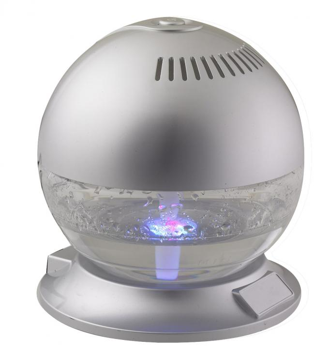 Home Tabletop Silent Electric Air Freshener Purifier With Water Screen