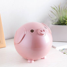 Pink Pig Ultrasonic Air Humidifier With Humidity Control Room Mister Humidifier