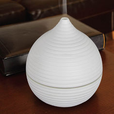 Small Size Home Electric Aromatherapy Diffuser 12w With 7 LED Color